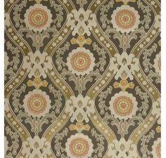 Original Wallpaper, New Wallpaper, Pattern Wallpaper, Vintage Colors, Vintage Flowers, Dining Room Wallpaper, Striped Wallpaper, Scenic Design, Mid Century Design