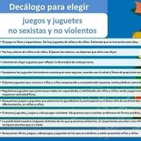 Juguetes no sexistas y no violentos: para contribuir al desarrollo de actitudes de cooperación y respeto a las diferencias #coeduca_INTEF