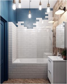 diy bathroom remodel ideas is certainly important for your home. Whether you pick the serene bathroom or remodel a bathroom, you will create the best dyi bathroom remodel for your own life. Dyi Bathroom Remodel, Basement Bathroom, Bathroom Remodeling, Remodeling Ideas, Basement Toilet, Bathroom Sets, Small Bathroom, Modern Bathroom, Serene Bathroom