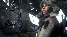 [Video] Rise of the Tomb Raider: 20 Year Celebration PlayStation 4 Pro Tech #Playstation4 #PS4 #Sony #videogames #playstation #gamer #games #gaming
