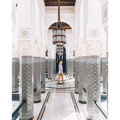 Weekend Wanderlust Marrakech style - courtesy of @gypsea_lust