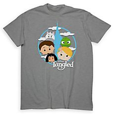 Tangled Tsum Tsum Tee for Adults - Limited Release