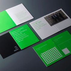 Learig • #brand #pantone #identity #studio #illustration #neon #neongreen #green #print #infographic #diecut #colorplan #gfsmith