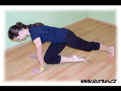 Do jara břišáky - sestava Plank Workout, Tabata, Excercise, Pilates, Abs, Health Fitness, Lifestyle, Health, Ejercicio