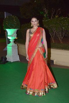 Adiyta Rao Hydari at Vishesh Bhatt Marriage Reception