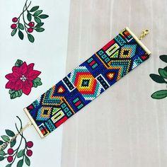 off loom beading techniques Loom Bracelet Patterns, Bead Loom Bracelets, Bracelet Crafts, Beaded Jewelry Patterns, Pandora Bracelets, Bead Crochet Patterns, Weaving Patterns, Loom Bands, Miyuki Beads