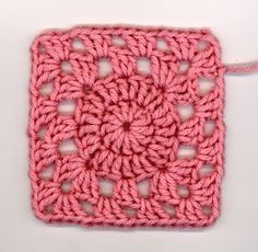 "crochet ""squircle"" pattern - guess I'm gonna have to learn how to crochet too!"