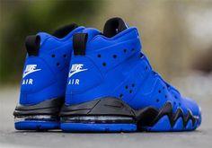 7f1661e11bb251 Nike Air Max2 CB 94  Game Royal Jordan Basketball