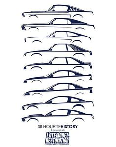 Mustangs shape over the years