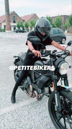 Scrambler 125, Motor Scrambler, Ducati Scrambler Custom, Ducati Cafe Racer, Scrambler Motorcycle, Lady Biker, Biker Girl, Dyna Club Style, Airbus Helicopters