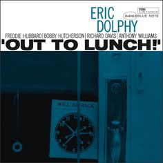 Eric Dolphy - Out To Lunch on LP (Awaiting Repress)