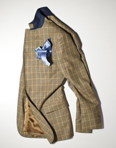 Made-to-Measure Suits and Sportcoats. Rex Fabrics. http://www.RexFabrics.com