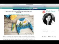 How to Easily Print Crochet Patterns using Print Friendly