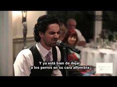 Impresionante discurso del hermano del novio ¡Te encantará! - YouTube