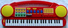 Quelle 496.996 0 (toy keyboard)