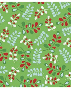 Christmas Kiss Wrapping Paper 24 x 417' from Bags and Bows | BHG.com Shop