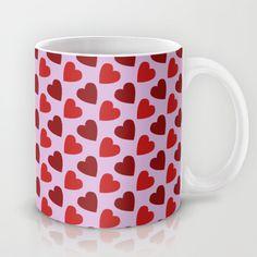 I LOVE HEARTS! Coffee Mug