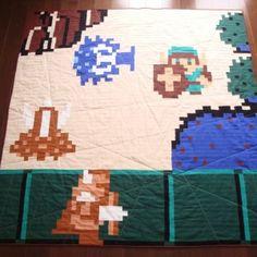 Photo Gallery for Reddit has a secret addiction to Zelda quilts   ScrewAttack.com