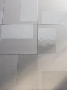 Glazed stoneware wall/floor tiles NUMI COURT by MUTINA design Konstantin Grcic