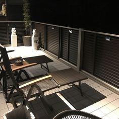 Picnic Table, Outdoor Furniture, Outdoor Decor, Outdoor Spaces, Balcony, Home Decor, Style, Backyard Patio, Roof Terraces