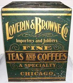 Loverin & Browne Coffee