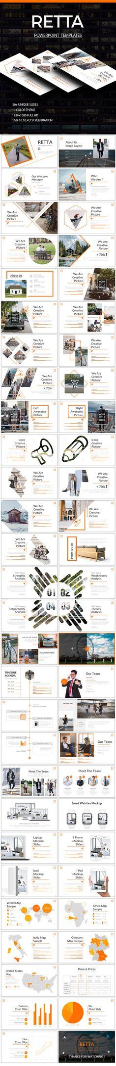 RETTA Powerpoint Template (PowerPoint Templates)