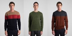 It's freezing out there, choose a warmer in the shades of the season from our Fall Winter 2015, Different Styles, Knitwear, Men Sweater, Shades, Key, Mens Fashion, Sweaters, Outfits