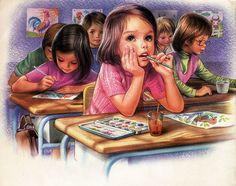 Martine à l'école 6