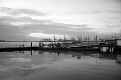 Port Of Harwich ©Jolly Van der Velden