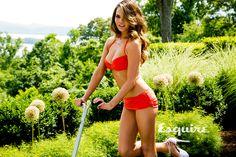 Chrissy Teigen - Esquire magazine  - http://www.icelev.com/2014/08/chrissy-teigen-esquire-magazine/ - Icelev.com, true paradise on Earth