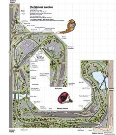The Missabe Junction- from Track Plan Database | ModelRailroader.com