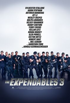 The Expendables 3 (2014) v17