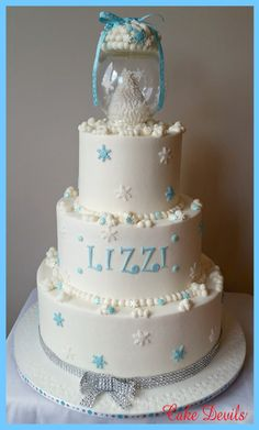 Snowy Tree Fondant Cake Topper, Snowflake Fondant Cake Decorations, Holiday Cake Decorations, Winter Cake Toppers, Handmade Edible Fondant