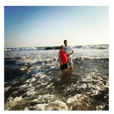 Jill and Derek in the ocean Duggar Family Blog, The Dillards, Dugger Family, Having A Baby Boy, Bates Family, 19 Kids And Counting, Boy Names, Central America