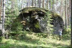 5 erikoista nähtävyyttä Suomen luonnossa, joiden olemassaolosta et tiennyt   Vivas