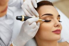 Wake up every day with beautiful browsand toss out those brow pencils and powders that...