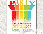 posy art party