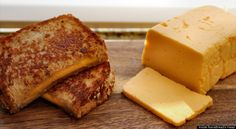 The Most Delicious Grilled Cheese Sandwiches On The Planet (PHOTOS) Homemade American Cheese