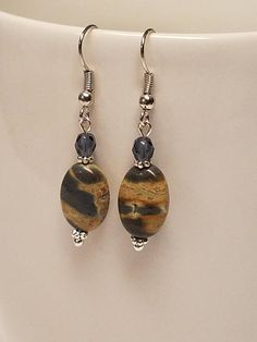 Hey, I found this really awesome Etsy listing at https://www.etsy.com/listing/516105992/genuine-african-jasper-czech-glass-drop
