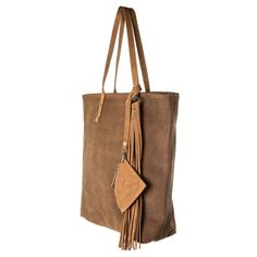 Farah leather shopper by Marrakech Musthaves