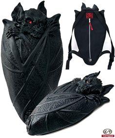 Mochila Morcego Vampiro para o Halloween 27c42493dac6a
