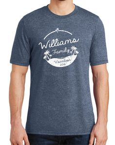 Family Vacation Shirt Custom DesignReunion ShirtsFamily by BluYeti