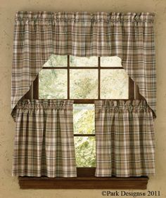 """Park Designs """"Thyme"""" Country 72"""" x 36"""" Tiers by North Country Home Accents. $22.95"""