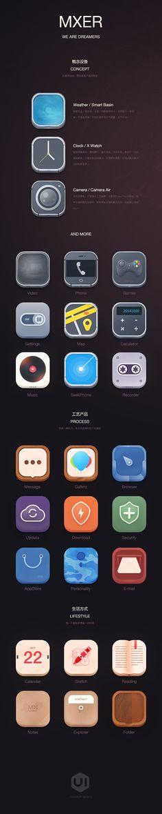 MXER V2 : 우리는 드리머 [재 대결] Theme Launcher, Launcher Icon, Ui Design, Icon Design, App Icon Generator, Phone Themes, Ios Icon, User Interface Design, Typography