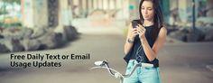 Free Text or Email Usage Updates Daily Prepaid Electricity, Wichita Falls, Free Text, Corpus Christi, Galveston, Shopping Websites, Texas, Texas Travel