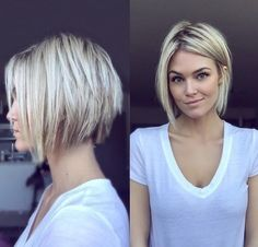 10 Stylish Short Hair Cuts for Thick Hair: Women Short Hairstyle - Short Hair Styles Popular Short Hairstyles, 2015 Hairstyles, Medium Hairstyles, Blonde Hairstyles, Celebrity Hairstyles, Popular Hairstyles, 1940s Hairstyles, Images Of Short Hairstyles, Medium To Short Hairstyles