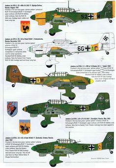 Ju-87 Stukagruppen