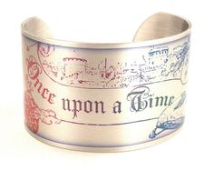 Once Upon A Time Bracelet Fantasy Jewelry by accessoreads on Etsy, $38.00