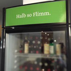 Halb so Flimm. #FridgeFriday No. 71