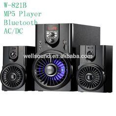 airwave subwoofers sound system computer speaker 2.1